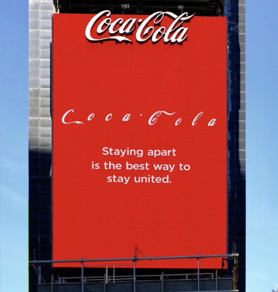 Coca-Cola: Staying apart is the best way to stay united by Mercado McCann